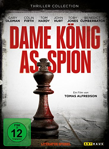 Dame König As Spion (Thriller Collection)