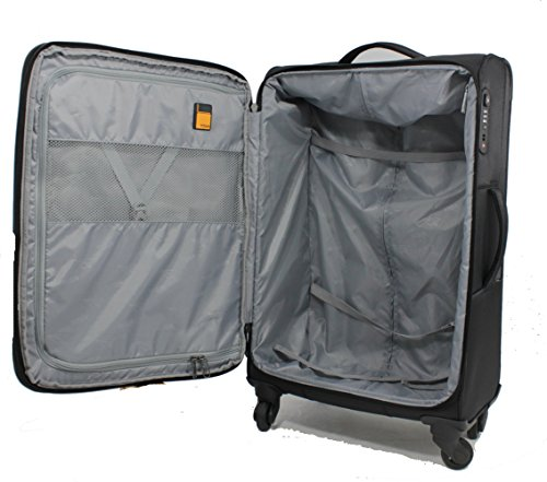 TITAN CLOUD 4w trolley S, 378406-01 Koffer, 54 cm, 35 L, Black -
