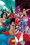 Justice LeaguePower Rangers HC (Jla (Justice League of America))