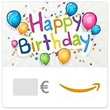 Cheque Regalo de Amazon.es - E-Cheque Regalo - Cumpleaños de todos los colores