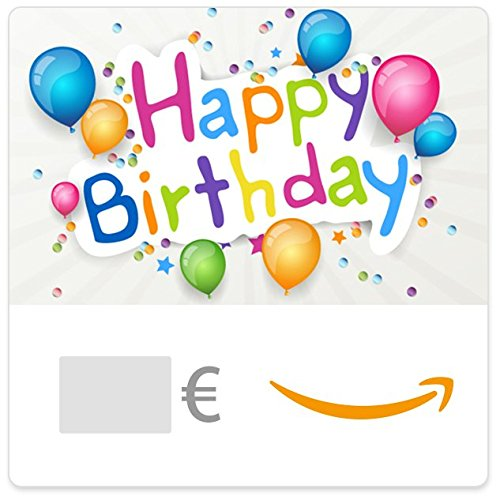 Cheque Regalo de Amazon.es - E-Cheque Regalo - Cumpleaños de ...