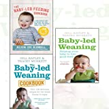 baby-led weaning[Paperback],the baby-led weaning cookbook,the baby-led feeding cookbook collection 3 books set - A New Healthy Way of Eating for Your Baby That the Whole Family Will Love!