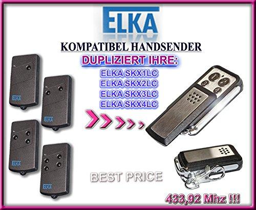 ELKA kompatibel handsender / klone TR-198