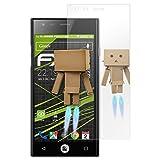 atFolix Bildschirmfolie kompatibel mit ID2ME ID1 Spiegelfolie, Spiegeleffekt FX Schutzfolie