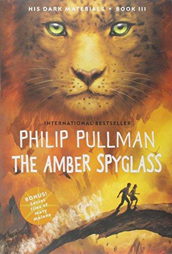 The Amber Spyglass (His Dark Materials)