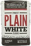 W & H Marriage Finest Plain White Flour, 1500  g