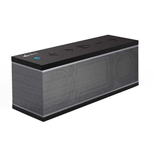 Meidong Livello Ultra Portatile Wireless Bluetooth Oratore al cioccolato con doppia v4.0 10w autista costruito nel microfono e acqua resistenza