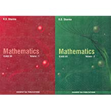 Mathematics for Class 12 (Set of 2 Vol.) Examination 2020-2021
