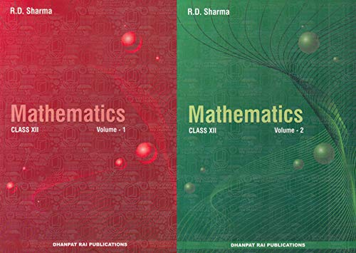 Mathematics for Class 12 (Set of 2 Vol.) Examination 2020-2021