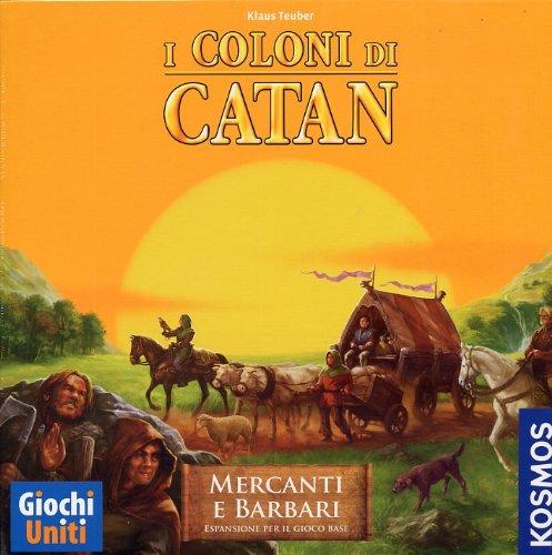 Unbekannt Giochi Uniti–Die Siedler von Catan: Händler und Barbaren