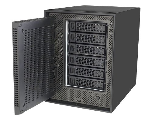 NETGEAR RN31662E-100EUS ReadyNAS 316 6 Bay Enterprise Network Attached Storage - 6 x 2 TB