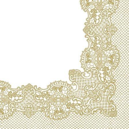 Decorline -20 Tovaglioli Carta ' Laces frame