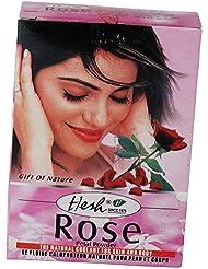 HESH - Poudre ayurvédique de Rose de Damas Soin de Chaveaux de la Peau Yumi Bio Shop