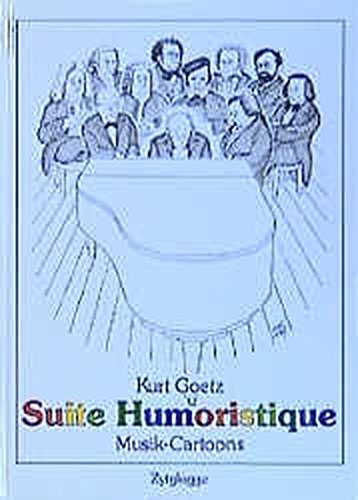 Suite Humoristique: Musik-Cartoons (Zytglogge Cartoon) (Cartoon Musik)