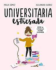 Universitaria estresada par  Universitaria estresada Universitaria estresada