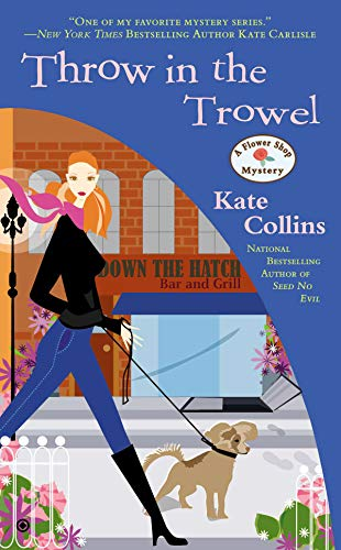 Throw in the Trowel (Flower Shop Mystery Book 15) (English Edition)