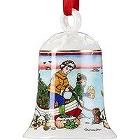 Hutschenreuther 02250-722816-27920, Campanella natalizia in porcellana, 8