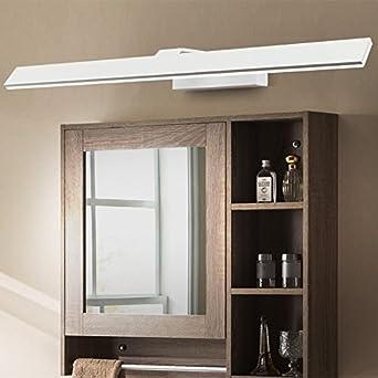 spiegellampen, LED wasserdicht und beschlagfrei Nordic bad ...