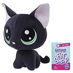 Littlest Pet Shop E0352 Pluszowe zwierzaki Jade Catkin Hasbro E0139