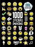1000 Stickers Emoticônes - Cool Attitude...