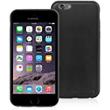 Snugg iPhone 6 Case - Ultra thin case with Lifetime Guarantee (Black) for Apple iPhone 6