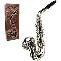 Claudio Reig 72-284 - Saxofon Metalizado 41 Cms. En Caja