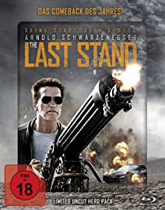 The Last Stand (Limited Uncut Hero Pack) [Blu-ray] [Limited Edition]