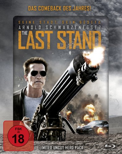 Bild von The Last Stand (Limited Uncut Hero Pack) [Blu-ray] [Limited Edition]