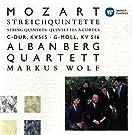 Mozart:String Quintets 3/4