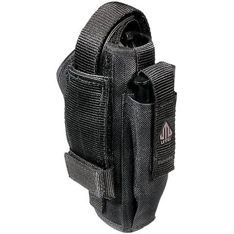 UTG - Fondina per cintura, per ambidestri, colore: Nero - Pistola Fondina