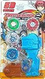 Zest 4 Toyz Abs Plastic 5 D System Battl...
