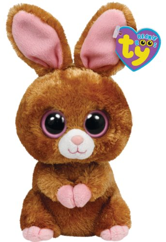 """Beanie Boo Rabbit - Hopson - 15cm 6"""""""