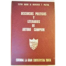 Discursos políticos y literarios
