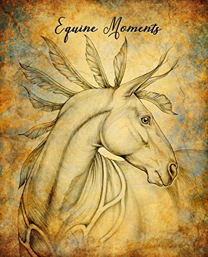 Equine Moments: A Horse Diary/Journal -