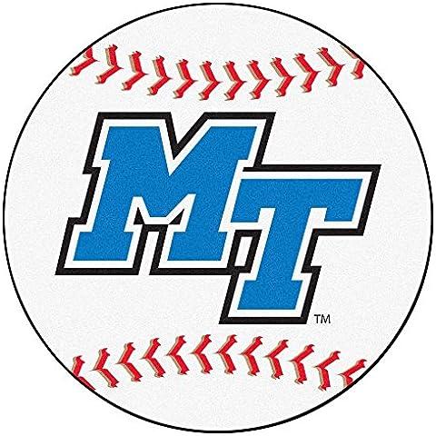 Medio Tennessee State de béisbol 26 alfombrilla de diámetro