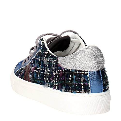 D.a.t.e. NEWMAN Sneakers Donna Argento
