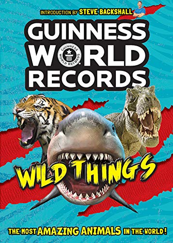 Guinness World Records 2019: Wild Things por Guinness World Records