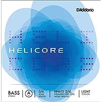 D'Addario HH613-3/4L Helicore Hybrid Einzelsaite 'A' Nickel umsponnen 3/4 Light