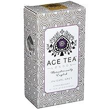 Las bolsas de té Earl Grey de Ace Tea Londres, ...
