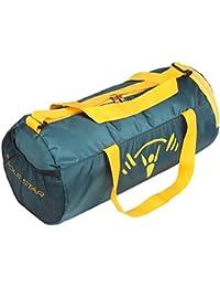 "POLESTAR ""Premium "" 26 Ltrs Green Duffel Gym Bag Backpack"