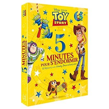 TOY STORY - 5 Minutes pour S'endormir - 12 histoires avec Woody, Buzz et leurs amis - Disney Pixar