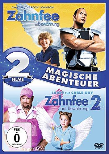 Zahnfee auf Bewährung / Zahnfee auf Bewährung 2 [2 DVDs]