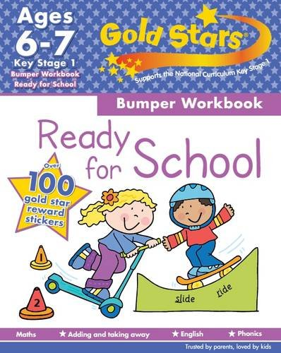 Gold Stars KS1 Bumper Workbook Age 6-8