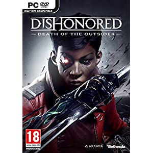 Dishonored Death of the Outsider – PC DVD