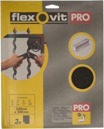 saint-gobain-63642526306-saint-gobain-63642526306-flexovit-fine-emery-sheets-pack-of-3