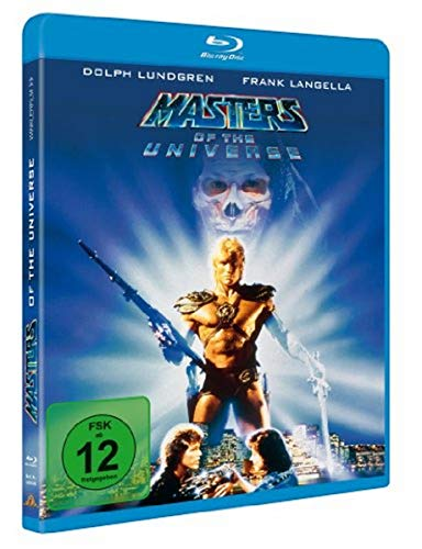 Masters of the Universe [Blu-ray] -