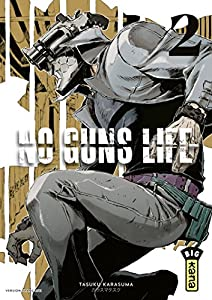 No Guns Life Edition simple Tome 2