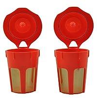Gold Reusable K-Carafe Filter