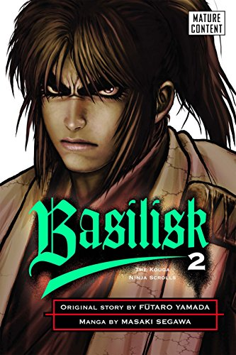 Basilisk Vol. 2 (English Edition) eBook: Futaro Yamada ...