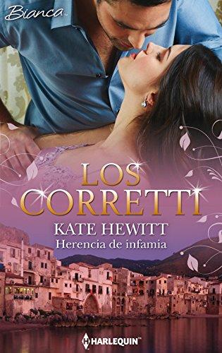 Herencia de infamia de Kate Hewitt